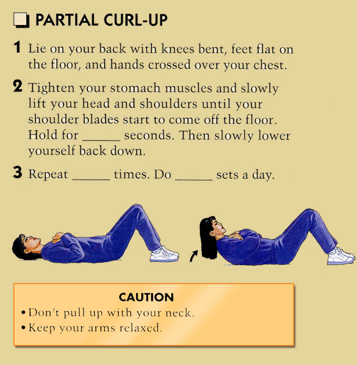 Back-exercises-PartialCurlUp